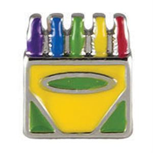 Picture of Crayons Charm